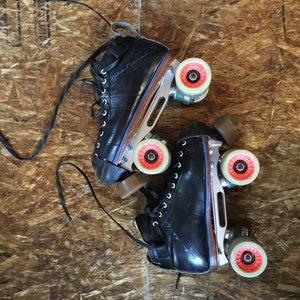 Bearing Check: Amelia's Skate Set-Up