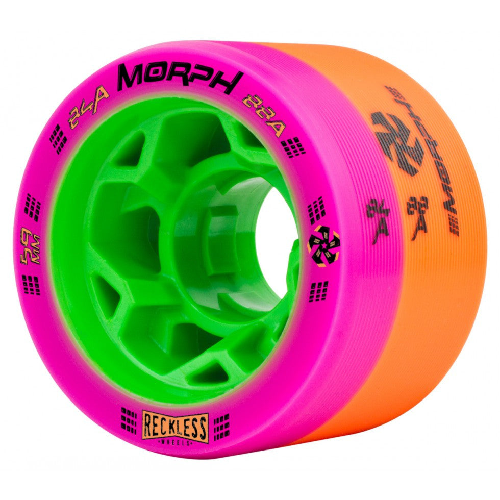 Radar Morph Wheels