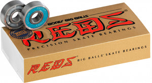 Rollerbones Big Balls Reds Bearings