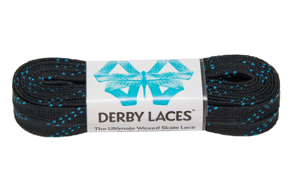 Waxed Derby Laces