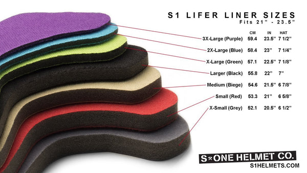S1 Lifer Helmet Liner