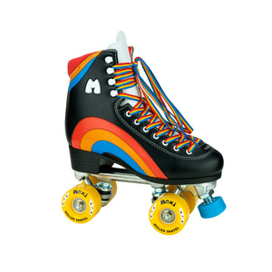 Moxi Rainbow Rider Skate Package