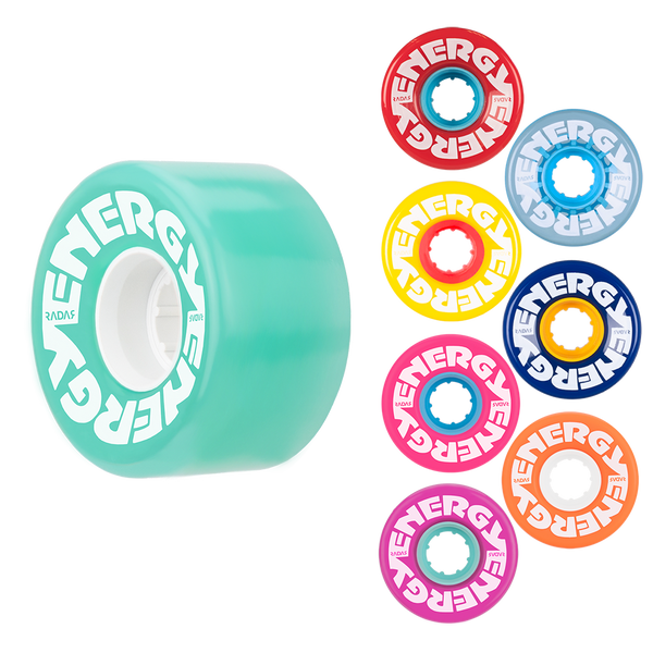 Radar Energy Wheels 57mm