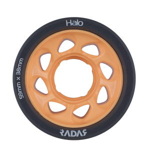 Radar Halo Wheel