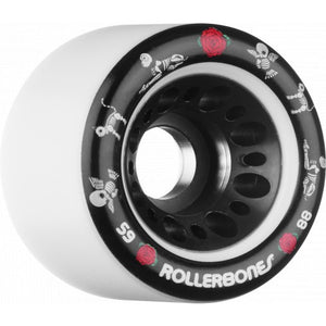 Rollerbones Day of the Dead Pet Wheel