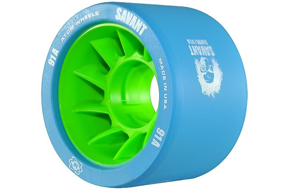 Atom Savant Wheel (59mm x 38mm)