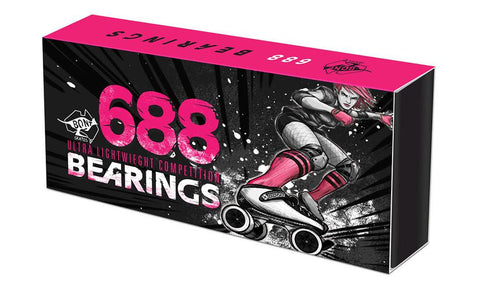 Bont 688 Mini Bearings