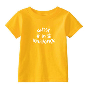 Artist In Residence Toddler T-Shirt