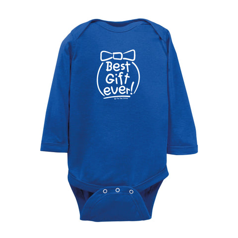 Best Gift Ever Body Suit LS