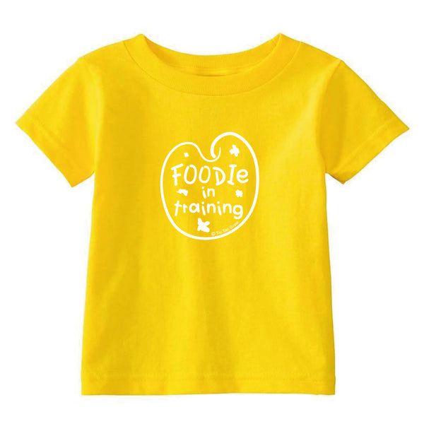 Foodie In Training Toddler T-Shirt
