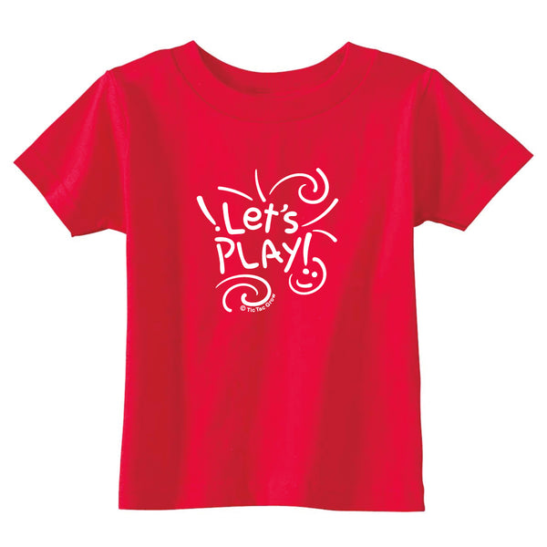 Let's Play Toddler T-Shirt