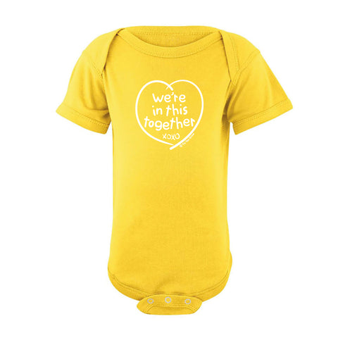 We're In This Together Body Suit SS
