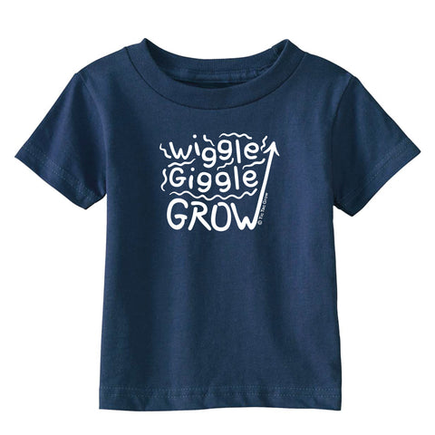 Wiggle Giggle Grow Toddler T-Shirt wholesale