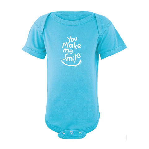 You Make Me Smile Body Suit SS