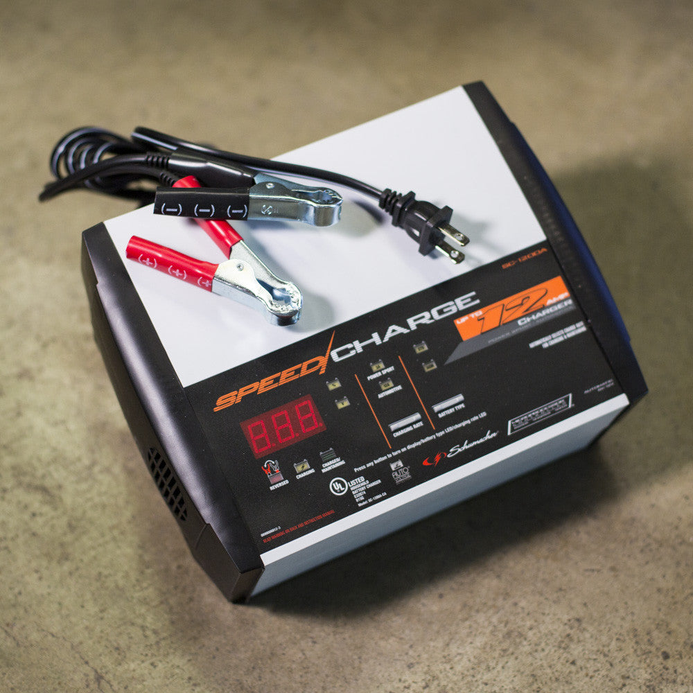 12AMP Smart Charger