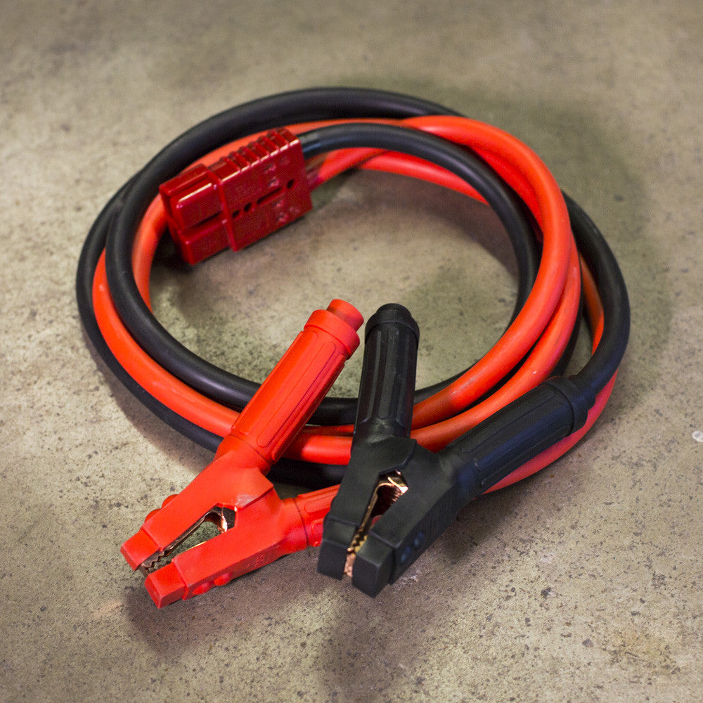 1 AWG 6' Heavy Duty Quick Disconnect Cables