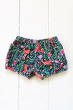 Bloomers in fox floral