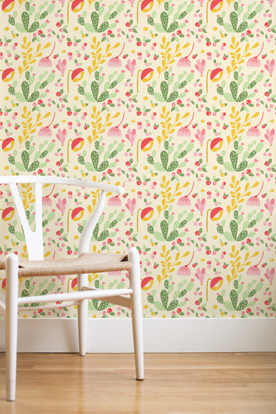California dreaming removable wallpaper