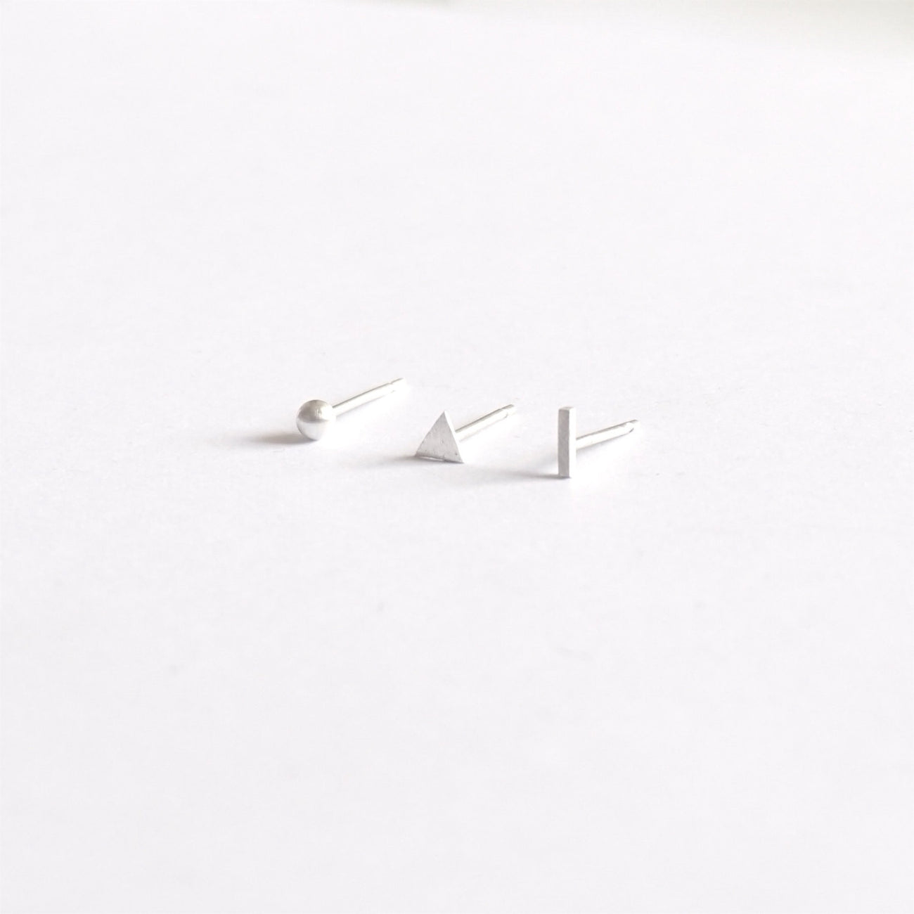 Mismatch Stud Earrings 0219