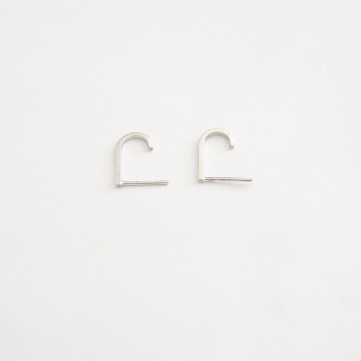 Contemporary and Distinctive - Hand-Crafted Square Suspender Earrings - 0229 - Virginia Wynne Designs