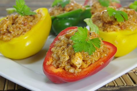 Stuffed Bellpepper