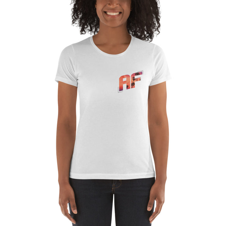 Amani Sunset Women's Tee - Shop Amani