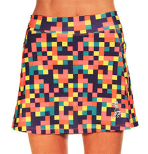 new colorblock athletic skirt