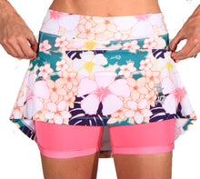 bubblegum compression shorts