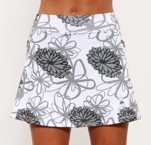 run mums noir athletic skirt