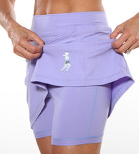 golf skirt peri compression shorts