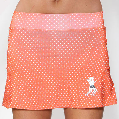 pumpkindot athletic skirt