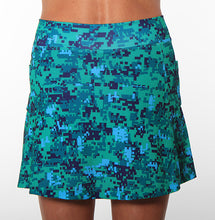 seacamp athletic skirt back