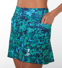 seacamp athletic skirt side pockets