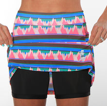 summit golf skort compression shorts