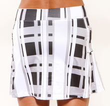 urban night athletic skirt back
