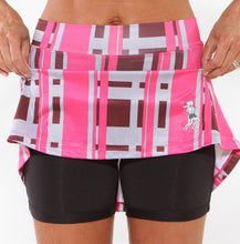 urban plaid athletic skirt black compressin shorts
