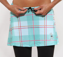 caribbean plaid drawstring