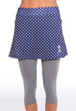 midnight stars capri skirt