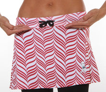 red candystripe drawstring