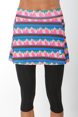 summit capri skirt