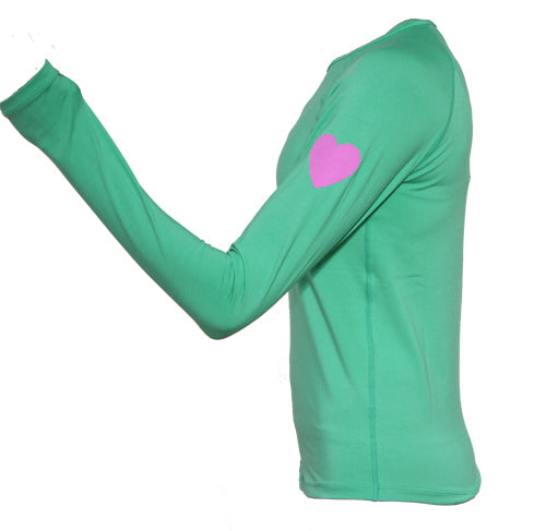 Emerald SubZero Performance Long Sleeve Top