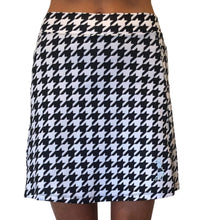 Houndstooth Golf Skirt
