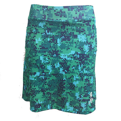 Seacamp Camo Golf Skirt