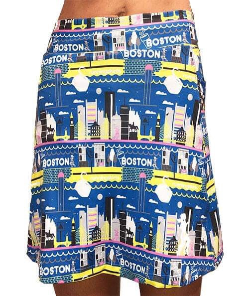 Boston Golf Skirt