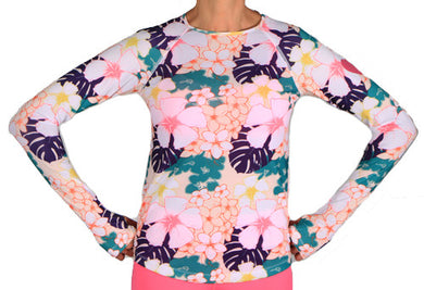 kona run love long sleeve