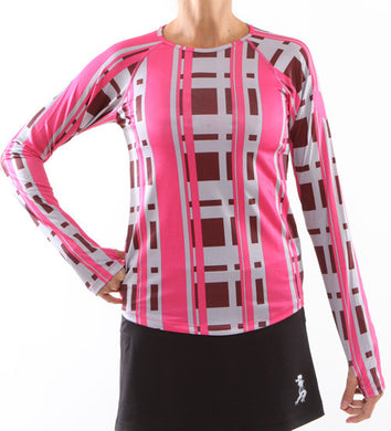 urban pink long sleeve