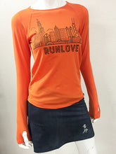 Mandarin Urban Run Love Long Sleeve