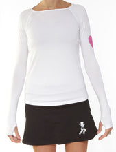 runlove long sleeve white