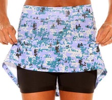 Pericamp Digital Camo Mini Athletic Skirt (girls size 6-10)
