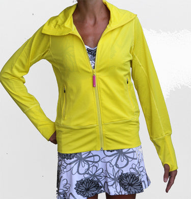 citron ultra mesh jacket